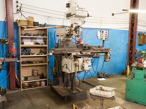Ferramentas que dão precisão ao acabamento das peças